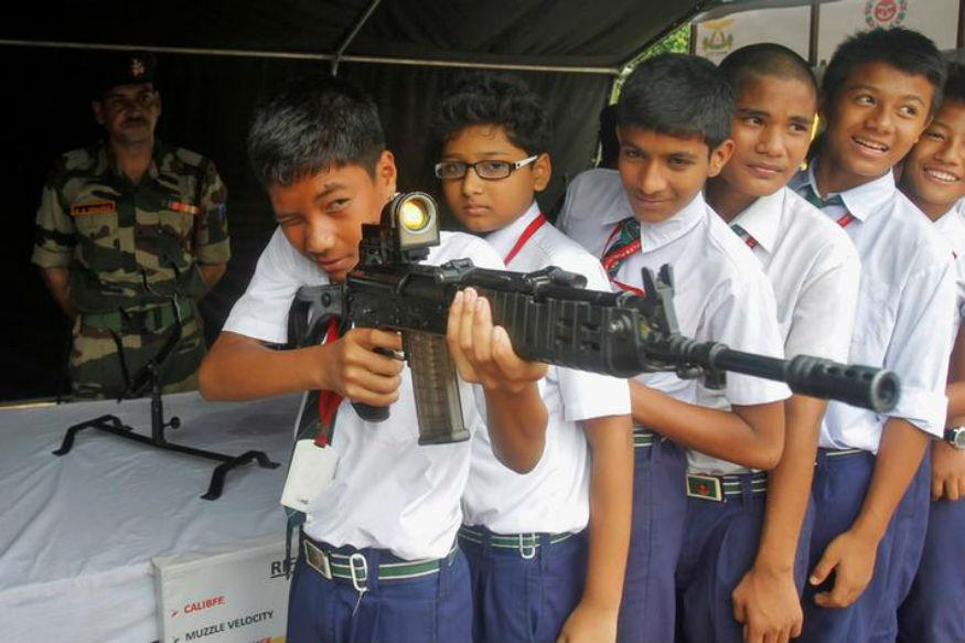 Indian Army May Junk INSAS Rifle as It Goes Shopping for Latest Guns