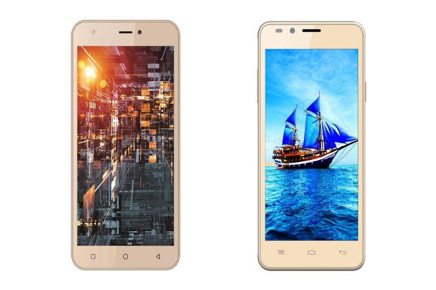 Intex Aqua 5.5 VR, Aqua Craze II Android Smartphones Launched Under Rs 6000