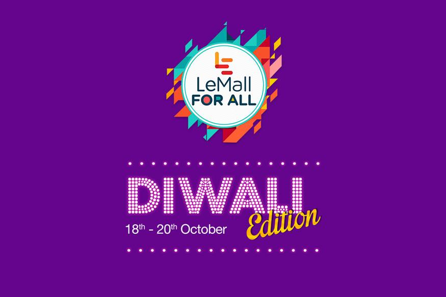 LeEco's 'LeMall for All' is Back With a Big Diwali Bonanza!