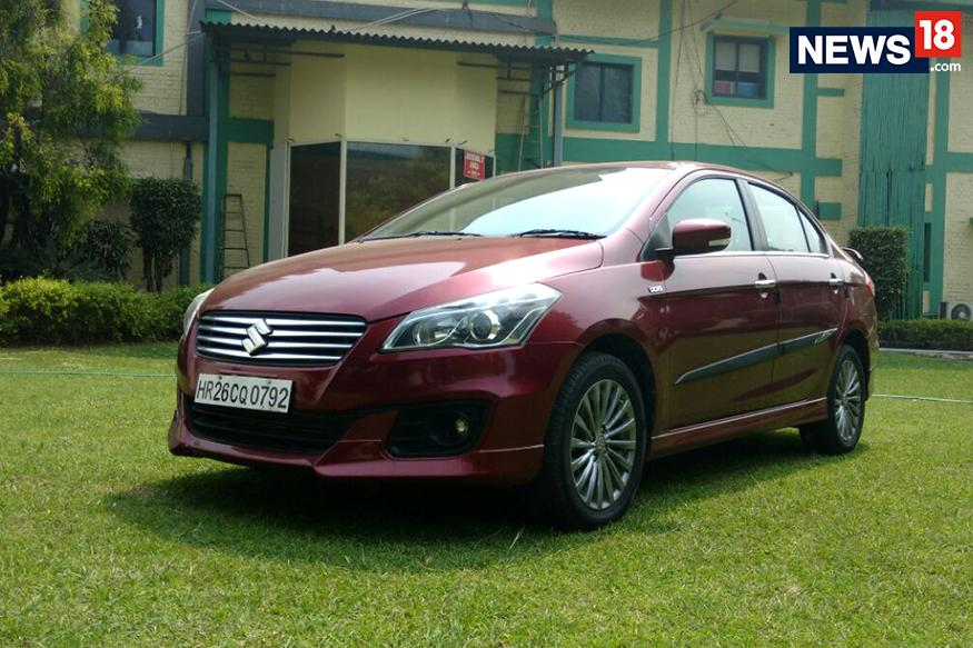 Maruti Suzuki Ciaz SHVS Review: A True-Blue Sedan That Delivers With Luxury