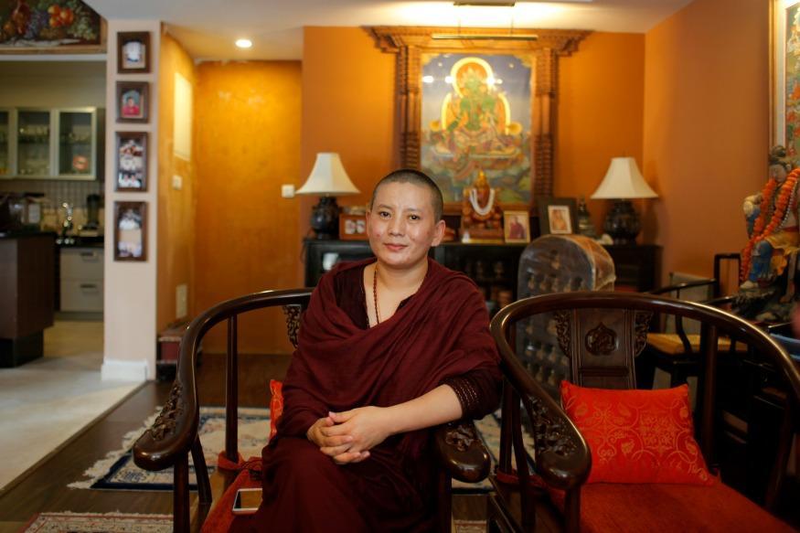 Nepal's Most Popular Buddhist Nun Is A Musical Rock Star