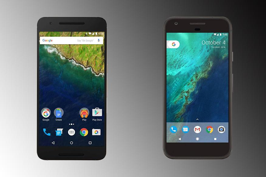 Google Pixel vs Nexus 6P: The Battle of Pure Android Awesomeness