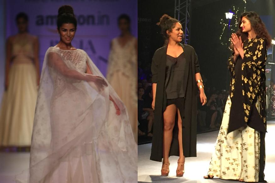 AIFW SS17: Nimrat Kaur, Athiya Shetty Set The Ramp Ablaze On Day 4