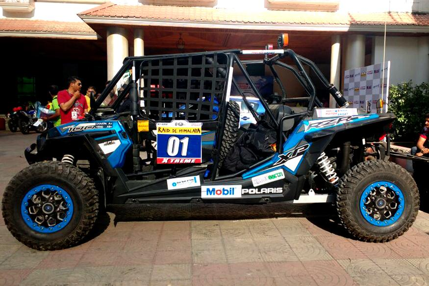 Polaris India to Participate in Raid De Himalaya 2016
