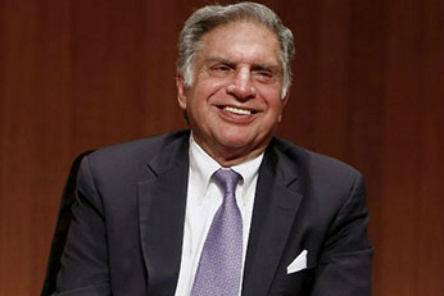Ratan Tata meets Finance Minister Arun Jaitley, Declines Comment