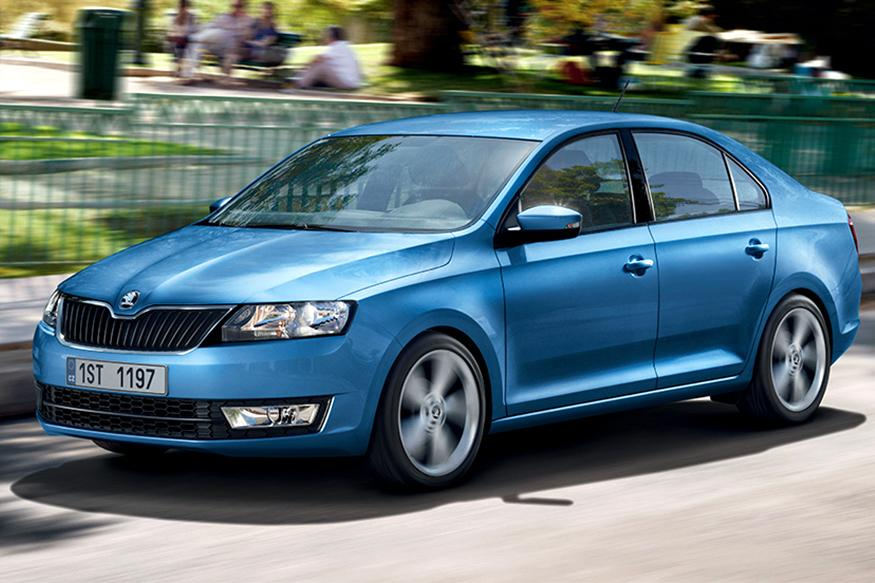 New Skoda Rapid Facelift Launched at a Starting Price of Rs 8.27 Lakh