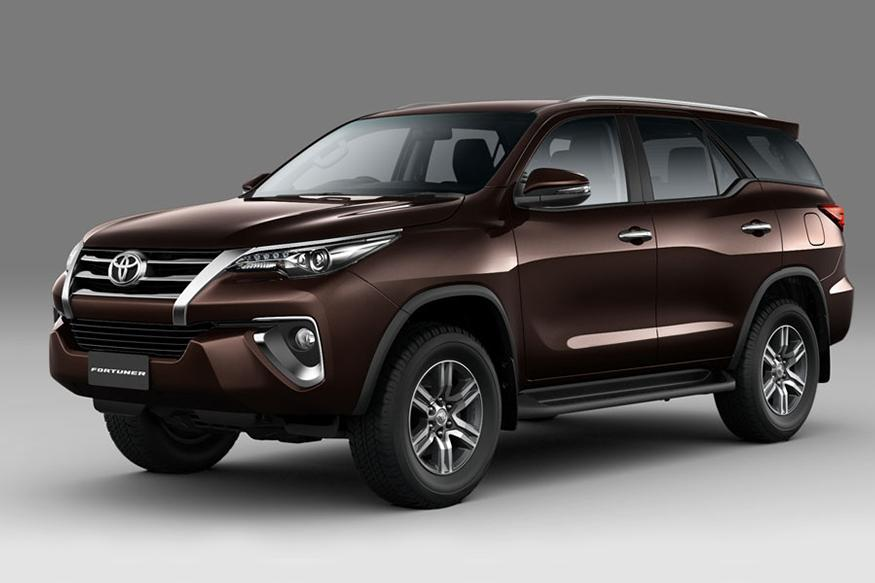 New Toyota Fortuner to Launch in India on November 7