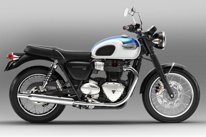 Triumph Bonneville T100 And Street Cup To Launch In India