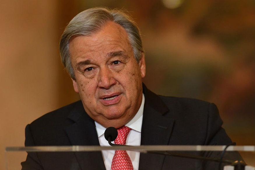 UN Appoints Former Portuguese PM Antonio Guterres as Secretary General