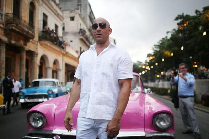 Vin Diesel Reckons Fast 8 Has A Shot At The Oscars