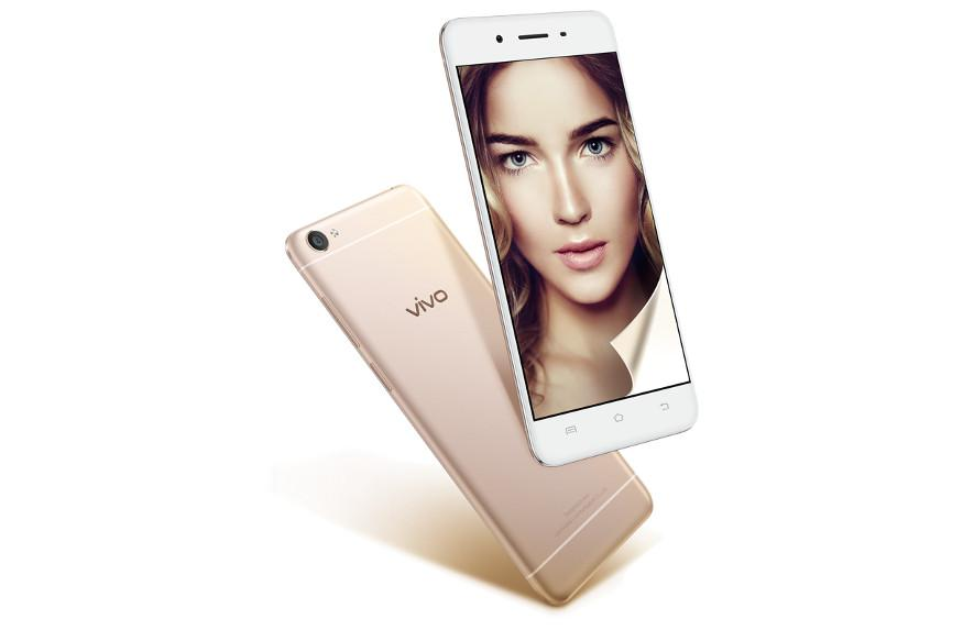 Vivo Y55L With Android Marshmallow Launched at Rs 11,980