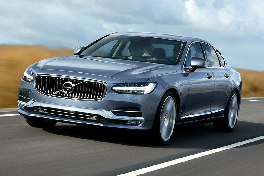 Volvo S90 Launched in India at Rs 53.5 Lakh, Will compete with BMW 5 Series, Mercedes-Benz E-Class and Audi A6