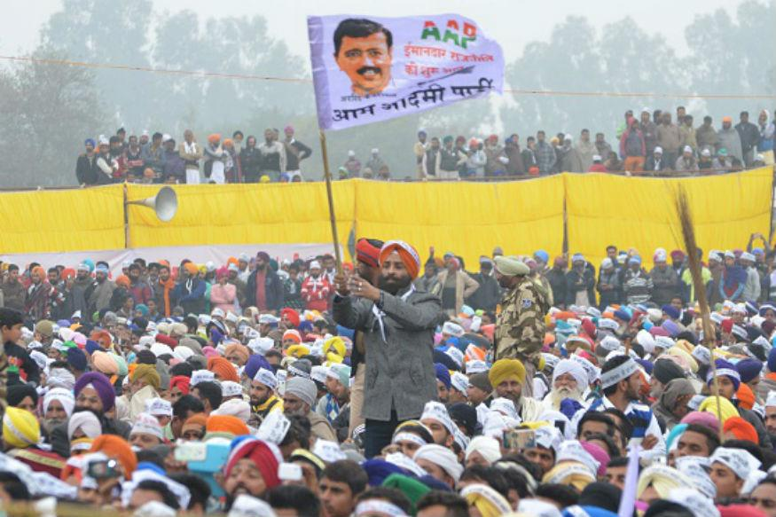 Centre, State Govt Spreading Panic in Punjab: AAP