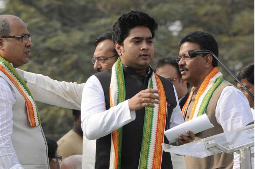 Mamata Banerjee's Nephew Abhishek Banerjee Injured in a Car Accident