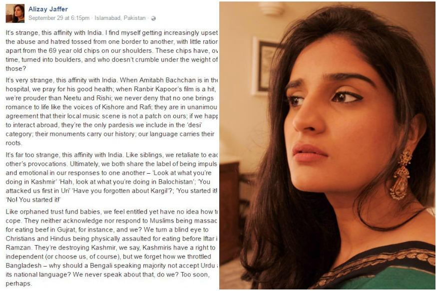 This Pakistani Girl's Message On Indo-Pak Peace Is Winning The Internet