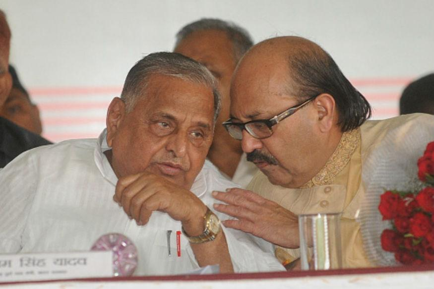 PMO Took Mulayam Into Confidence Before Army Action: Amar Singh