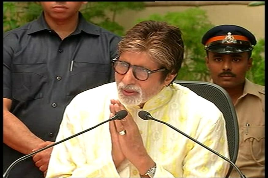Actors Don't Work to Cause a Revolution, Says Amitabh Bachchan