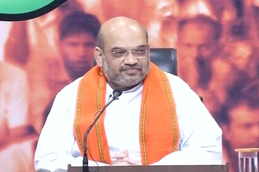 Amit Shah Attacks Rahul Gandhi on 'Khoon Ki Dalaali' Remark, Says he has Crossed All Limits