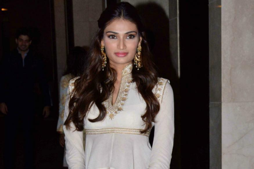 Athiya Shetty Says One Shouldn't Think Too Much Over Clothes