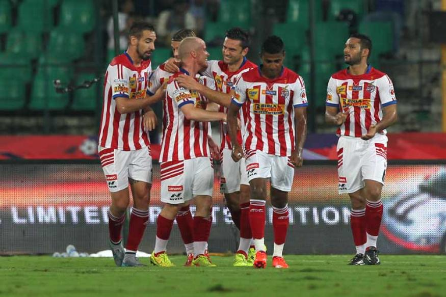ISL 2016: ATK, Kerala Look to Get Closer to Semis Berth
