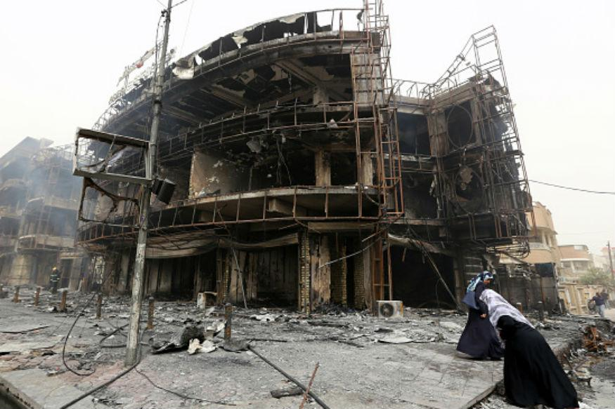 Suicide Bombing in Northern Baghdad Kills 35