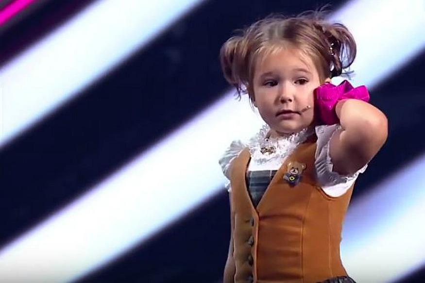 Meet 4-Year-Old Bella Devyatkina, The Girl Who Speaks In 7 Different Languages
