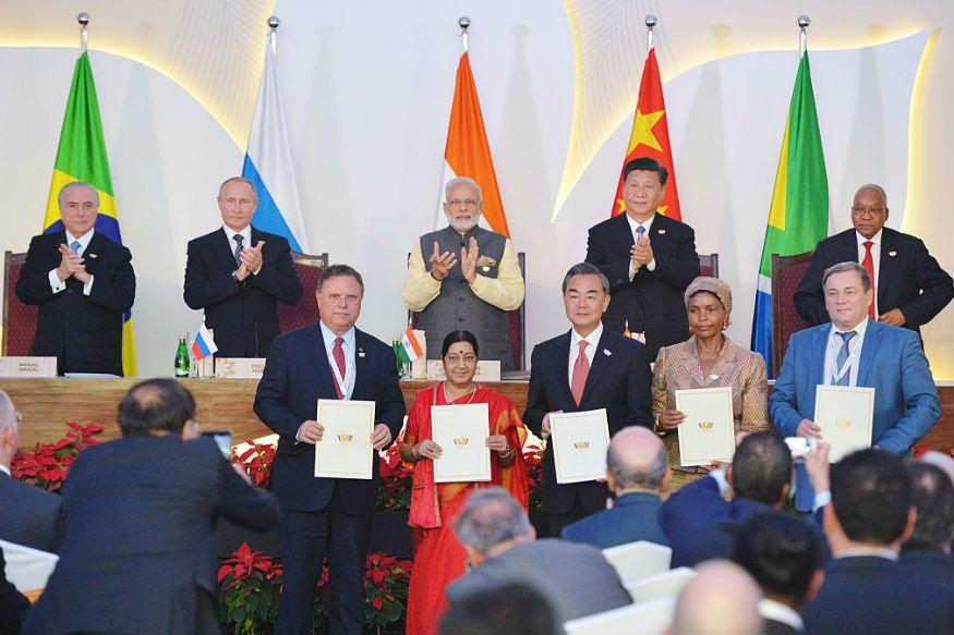 BRICS Summit 2016: Member Nations Call for Early Adoption of India-backed UN Resolution on Terrorism