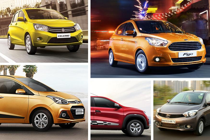 Top 5 Hatchbacks in India That Cost Less Than Rs 5 Lakh: Renault Kwid, Tata Tiago, Ford Figo & More