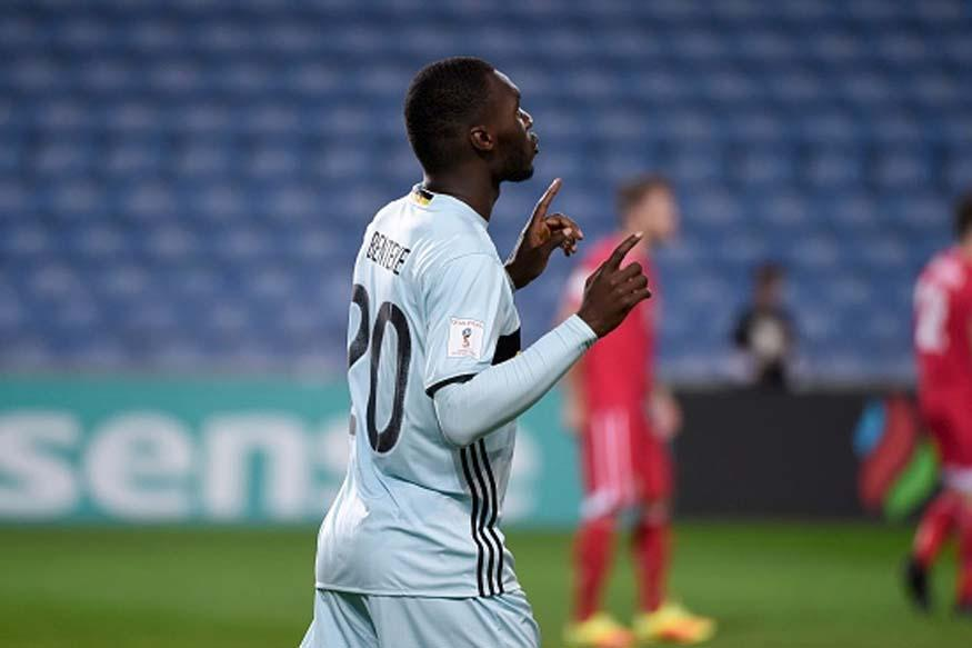 FIFA WC Qualifiers: Christian Benteke Scores Record Seven-second Goal