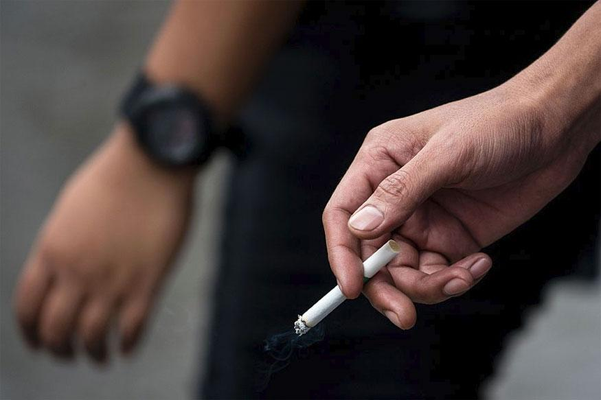 Police Act Against Pan Stalls For Selling Cigarettes Near Schools