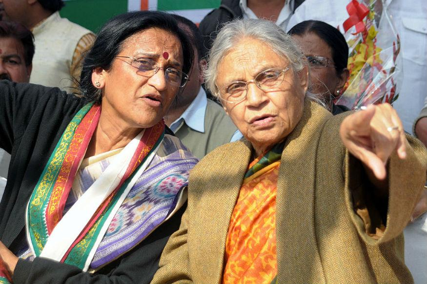 Jolt to Cong as Rita Bahuguna joins BJP