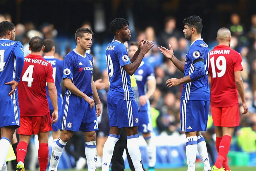 Chelsea Hammer Leicester City 3-0 in Battle of Last Two Champions