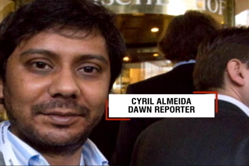 My Name Put on A4 Sheets at Immigration Counters, Tweets Pak Journalist Cyril Almeida
