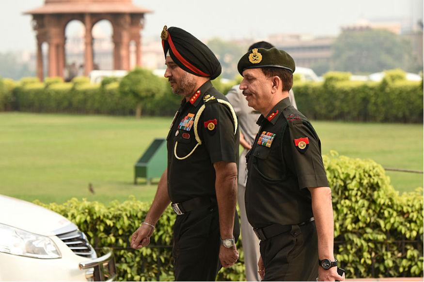 DGMO, FS to Brief to Par Panel on Surgical Strike