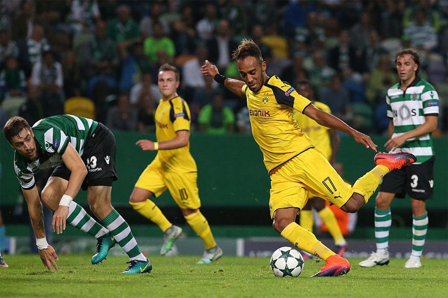 Champions League: Borussia Dortmund edge past Sporting Lisbon