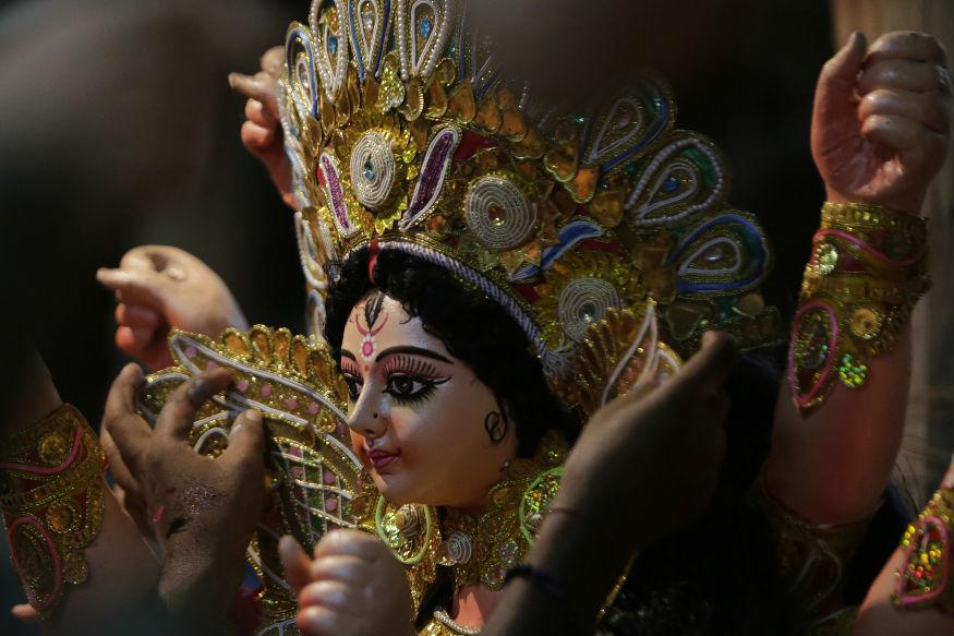 Theme Pujas Mark This Year's Durga Puja Festival