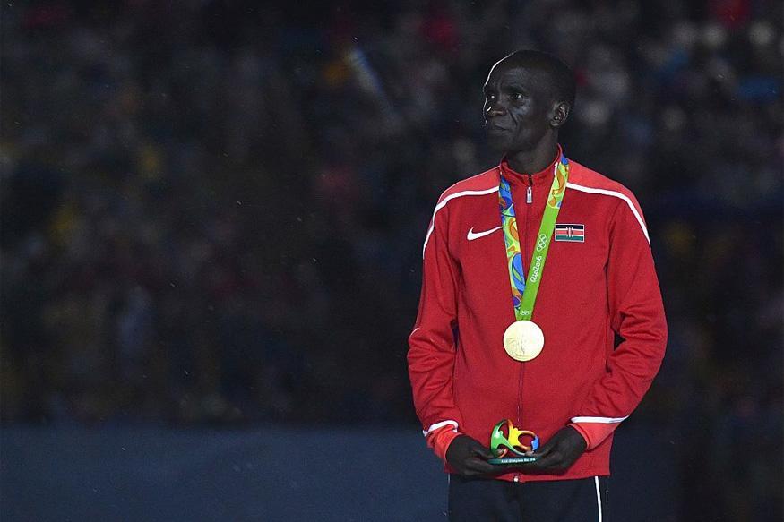 Olympic Champion Eliud Kipchoge To Run Airtel Delhi Half Marathon