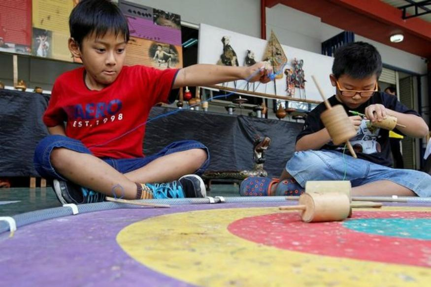 Back To Basics : Retro Games Make A Comeback In Indonesia