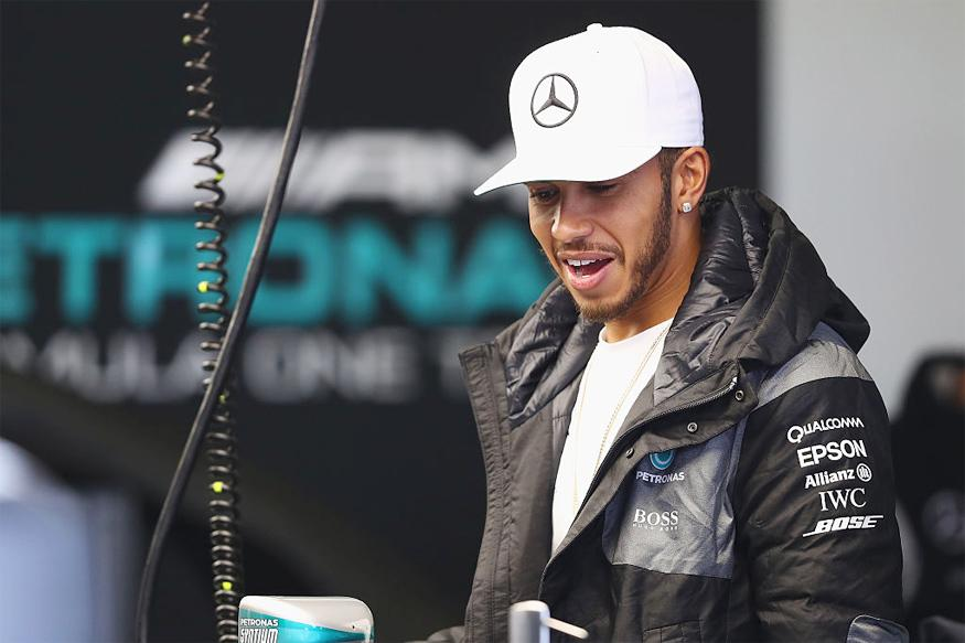 Lewis Hamilton Takes Inspiration From Williams Sisters
