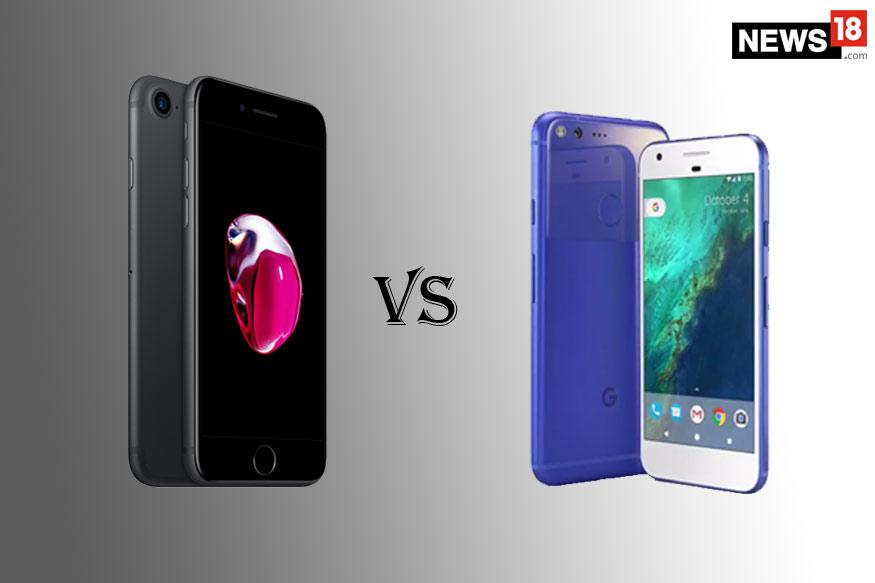 Google Pixel vs Apple iPhone7: Should You Buy This Android Phone For Rs 57K?