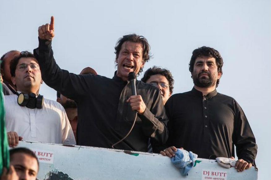 Pakistan court clears way for Imran Khan to hold anti-govt protest