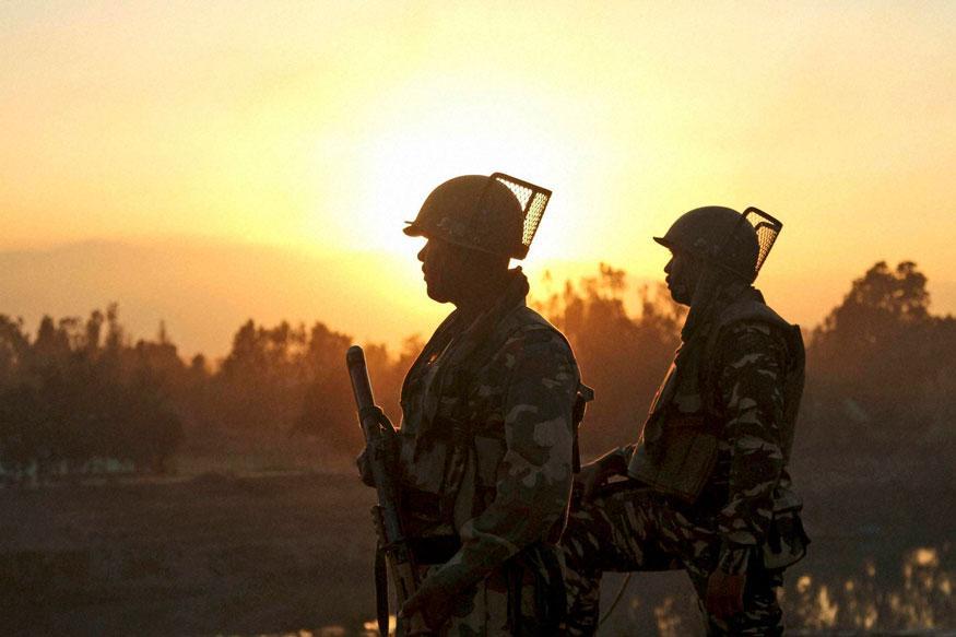 Pakistan Violates Ceasefire in Naushera Sector in J&K
