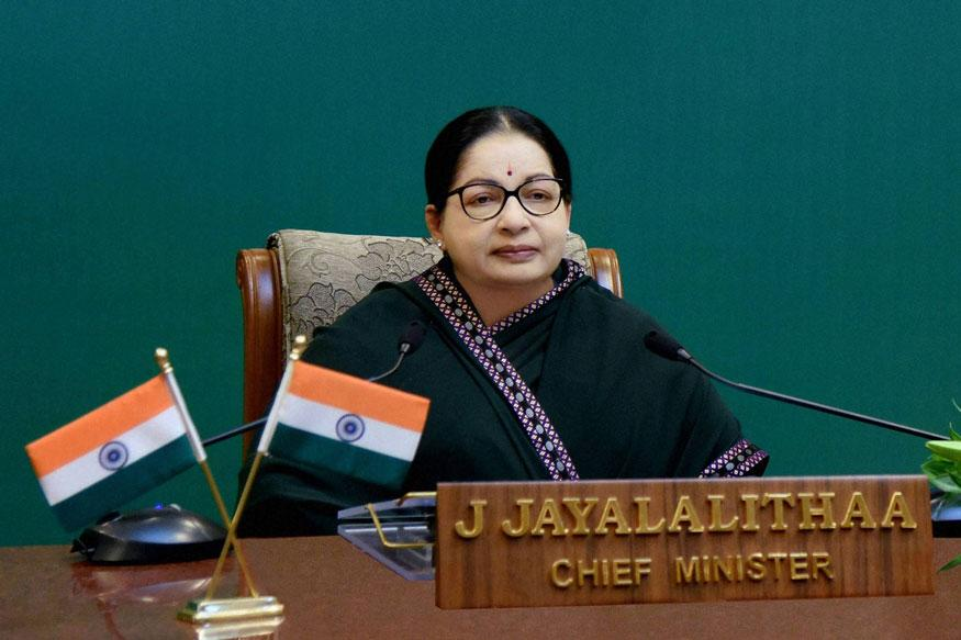 TN Governor calls on Jayalalithaa, says she's getting better
