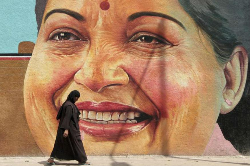 Jayalalithaa Chronicler Paints Picture of a Woman Who Made it in a Man's World
