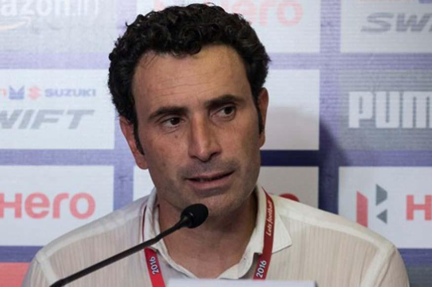 We Controlled The Game, Happy With Result: Jose Molina