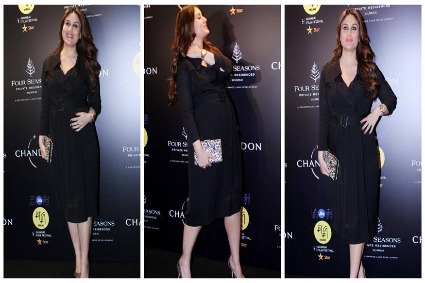 Kareena Kapoor Khan Looks Effortlessly Elegant at MAMI Party