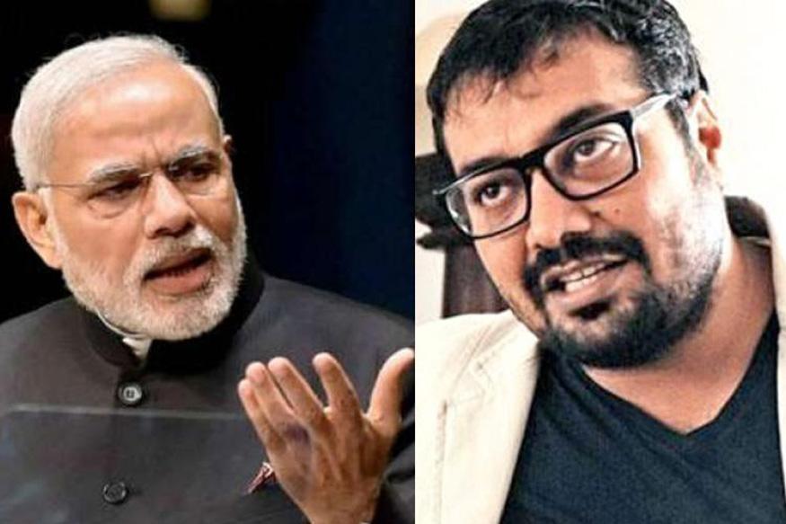 Anurag Kashyap Questions PM Modi's Silence Over Pak Artistes Ban