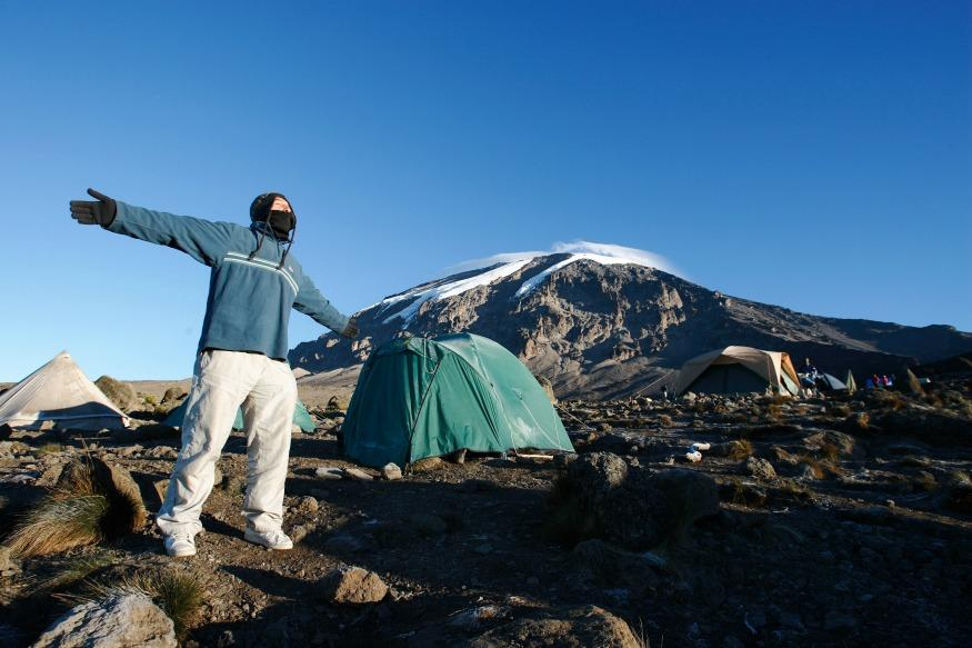 Hyderabad School Students Scale Mount Kilimanjaro