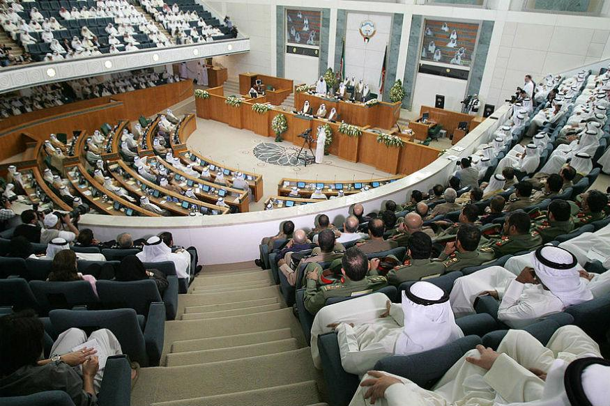 Kuwait's Emir Dissolves Parliament As Low Oil Prices Squeeze Govt coffers