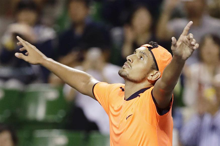 Nick Kyrgios Fined $16,500 Over Shanghai Meltdown